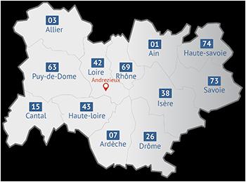 Transport Rhône-Alpes Auvergne